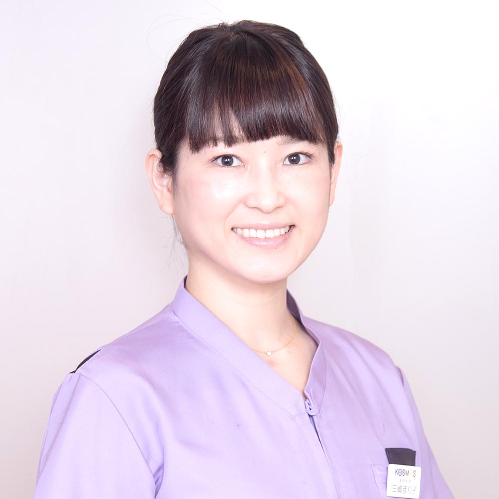 一般治療/小児歯科・三嶋まり子